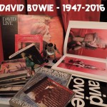 The Slinky Vagabond: David Bowie 1947-2016