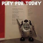Play For Today – Current Playlist, 12th January 2017