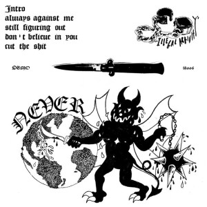 Never - Demo 2017
